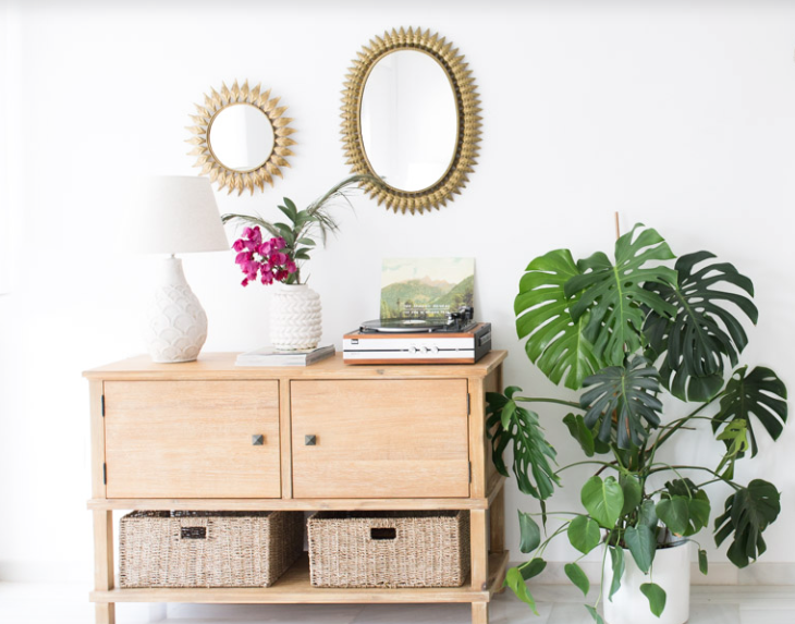 Post boda tropical, decoración White & Wood Home