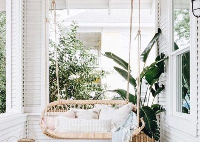 White & Wood Home 3