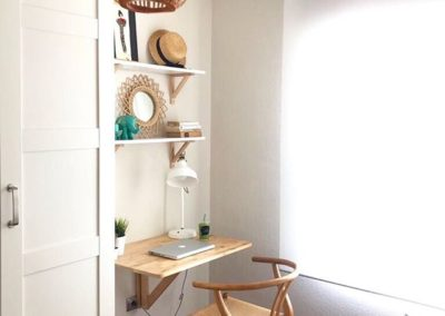 White & Wood Home 9